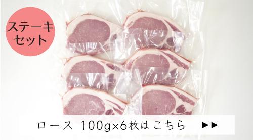 JAPAN X,ロース100g×6枚