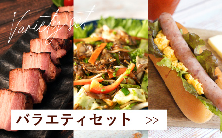 JAPAN X,ジャパンエックス,バラエティセット,生肉と加工肉のセット,忙しいお父さん、お母さんにおススメ